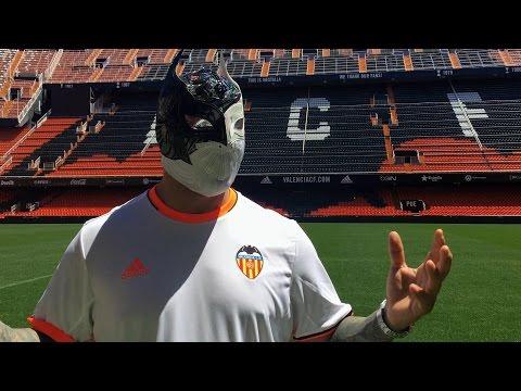What visiting Mestalla Stadium means to Sin Cara