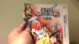 Super Smash Bros. For 3ds review Thumbnail