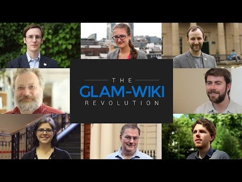 The GLAM-Wiki Revolution (full documentary) | Wikimedia UK