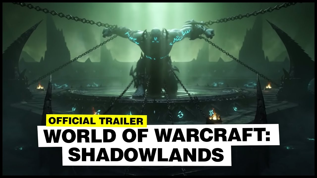 World Of Warcraft: Shadowlands | Beyond The Veil cinematic trailer - NME