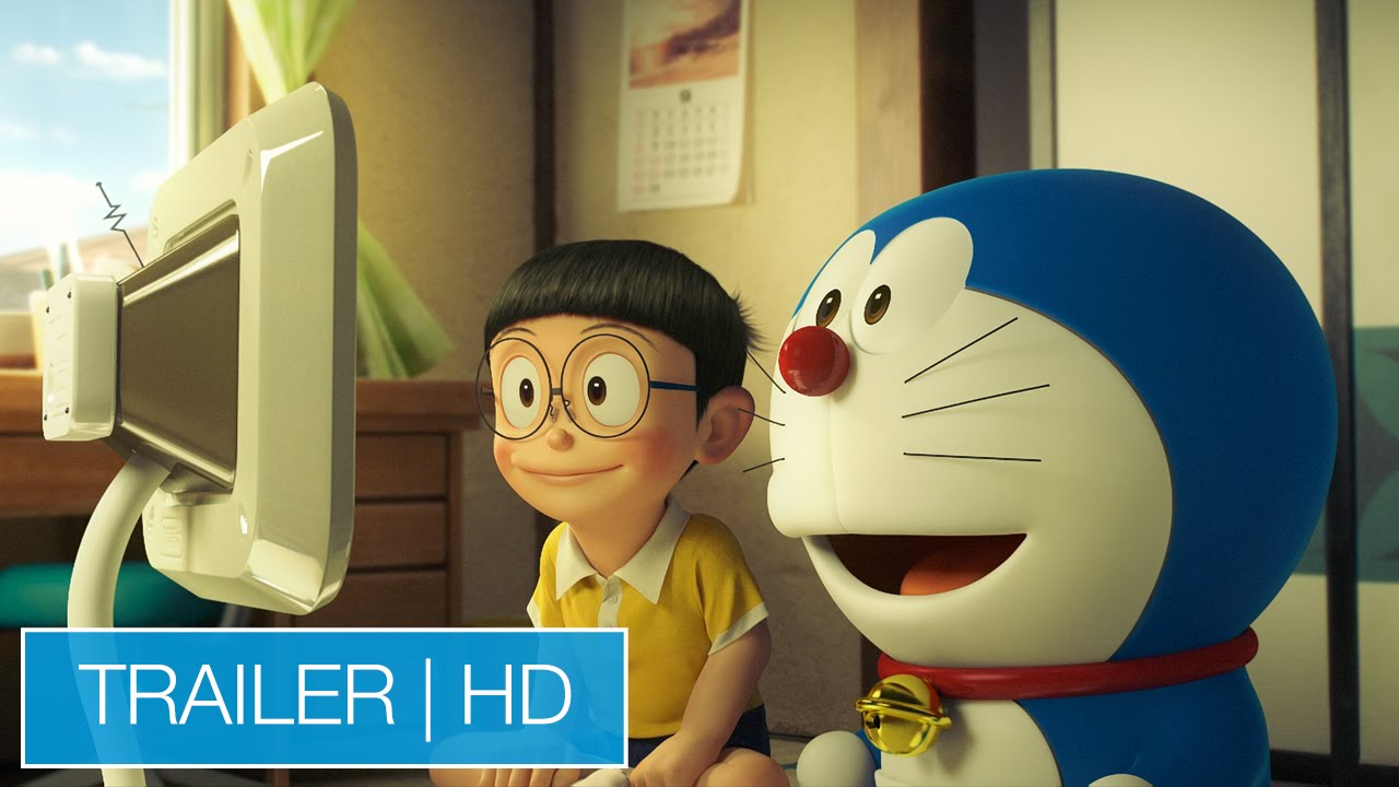 Doraemon d trailer ufficiale italiano hd youtube