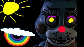 how to make five nights at freddy s 2 not scary