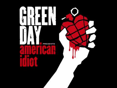 Green Day  Holiday Instrumental