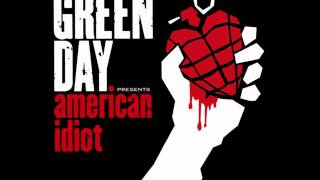Green Day - Holiday (Instrumental)