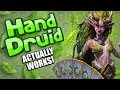 watch he video of HAND DRUID WORKS? We Did It! - Standard Constructed - The Witchwood
