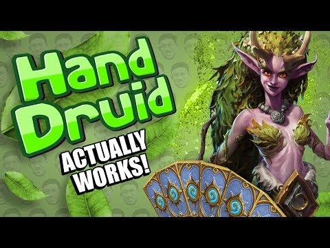 HAND DRUID WORKS? We Did It! - Standard Constructed - The Witchwood