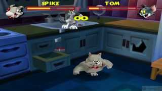 Tom & Jerry Fists of Fury   Walkthrough PC HD 720P part 3   Spike