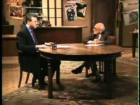 Milton Friedman vs Bill Clinton (1999)