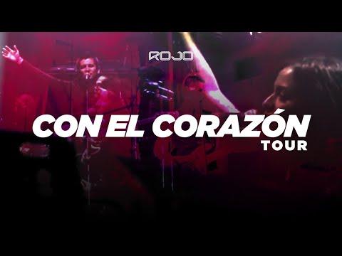 ROJO - Con el Corazón Tour [DVD en vivo]