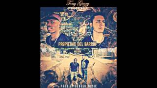 Pride Black & Junior Winner feat. Tony Gezzy - no sabes na (Propiedad Del Barrio Mixtape)