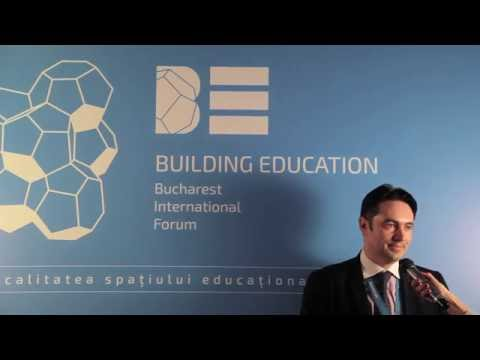 Building Education Bucharest 2016: Viorel Niculae, MENATWORK