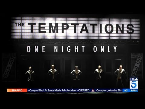 Catch The Temptations Musical
