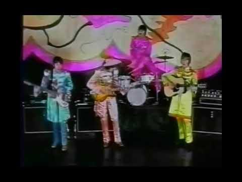 The Beatles - Hello Goodbye (Ed Sullivan Show Promo)