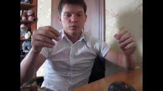 Фокус с кольцом и резинкой  Нарушаем законы физики