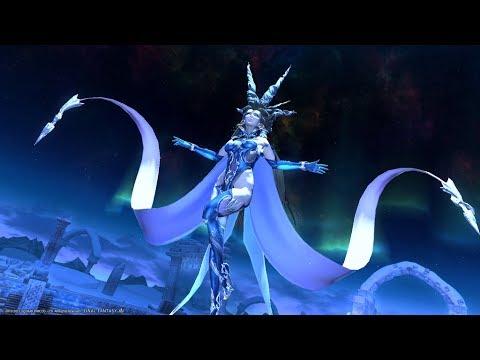 Final Fantasy XIV: Shiva Music Transition