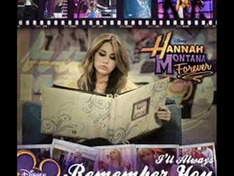 Hannah Montana Forever [Full Official Soundtrack]