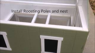 The Smart Chicken Coop Kit 1 Minute Video