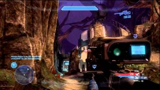 Halo 4 War Games Oddball on Abandon (20-5)