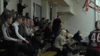 Naisten futsal-liiga 2019-2020 / Ylöjärven Ilves vs. FC Sport-j maalikooste 16.11.2019