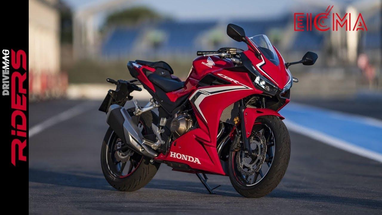 2019 Honda CB500R & CB500F Walkaround | Engine Updates