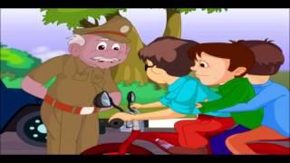 Tintu Mon Comedy | Police | Malayalam Animation Cartoon 2017 | Tintu Mon Rockzzzz...
