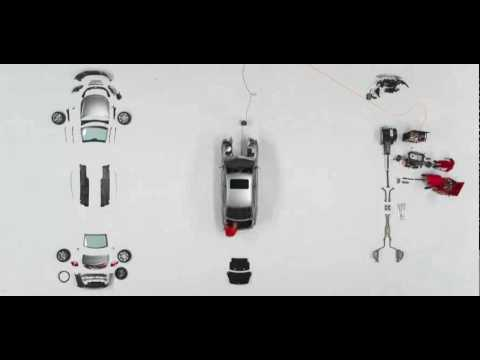 Deconstruction of a Hyundai Genesis