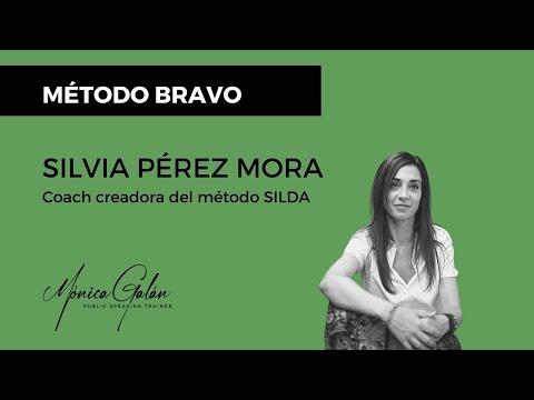 Silvia Pérez Mora, Coach personal, recomienda el Método BRAVO para hablar en público