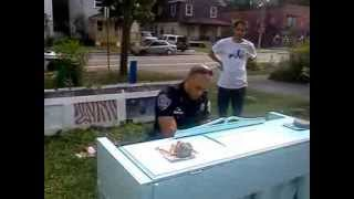 Pianos for Peace Officer