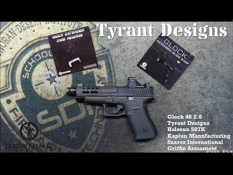 Tyrant Designs Accessories