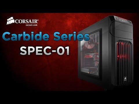 Presentamos Carbide Series SPEC-01