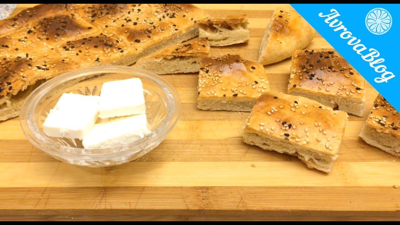 Хлеб без дрожжей пошаговый рецепт 36