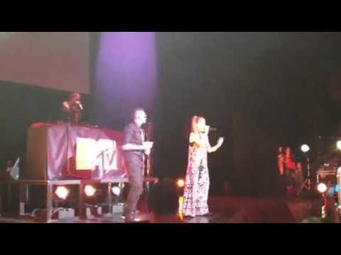 Sean Paul & Lecca  Dream Girl In Tokyo-japan Live