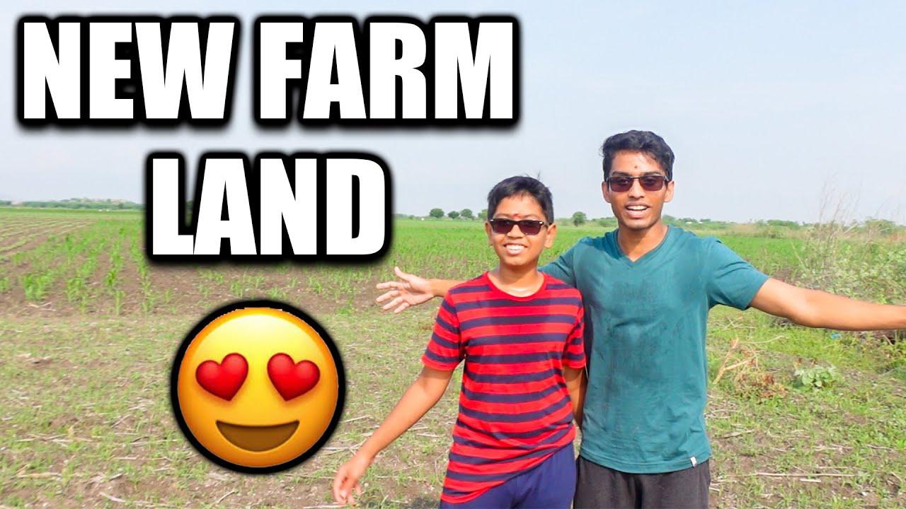 OUR NEW FARM LAND 🌱 🥰 | VelBros Tamil