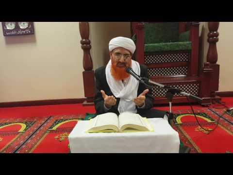 Dars e Quran SURAH Al Imran verse no 158