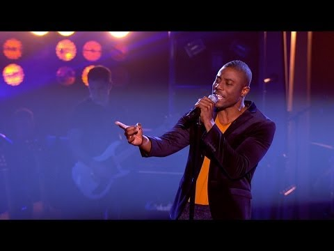 Leo Ihenacho performs 'I Wanna Know What Love Is'  - The Voice UK 2014: The Knockouts - BBC One