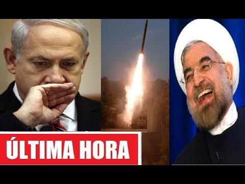 Inesperado Nuevo Ataque De Irán A Israel Acaba Con La Paciencia De Netanyahu.