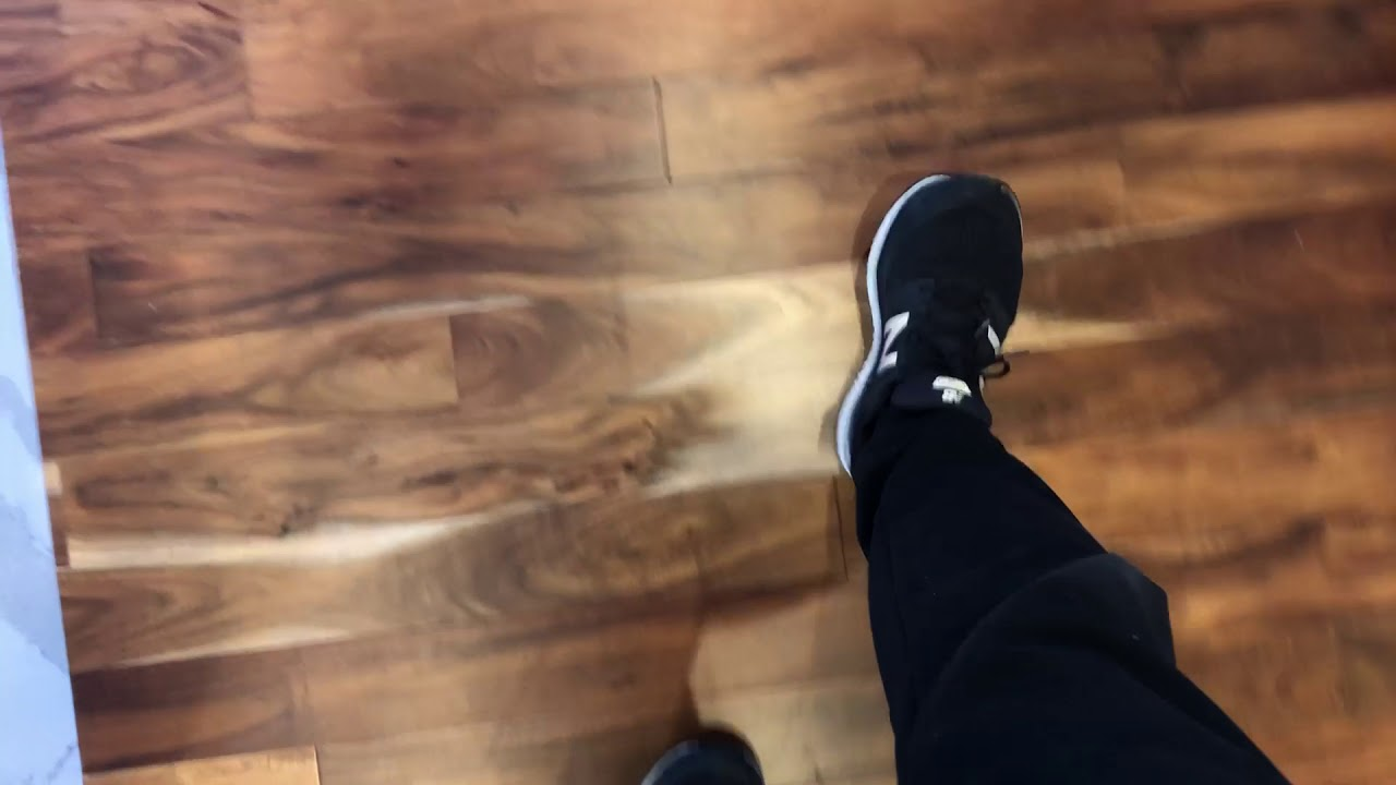 New Engineered Hardwood Floor Creaking Crackling Popping Youtube