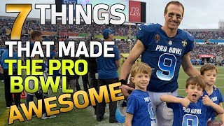 7 AWESOME Things from the Pro Bowl! | NFL Highlights