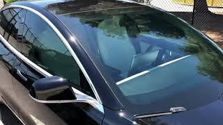 Model 3 tinted in 50/35/20