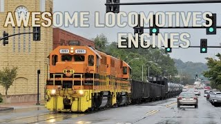 9 Awesome And Great Sounding Locomotive Engines