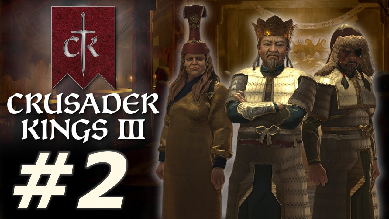 Crusader Kings III   The Hungarian Horde Ascends! - Part 2