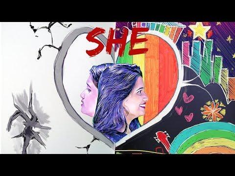 SHE | A Silent Short Film | Regha Parameswaran | Teenage Pregnancy | Evincible
