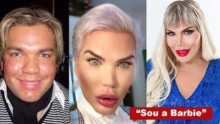 "Ken Humano Se Assume Mulher Transexual: ""sou A Barbie"""