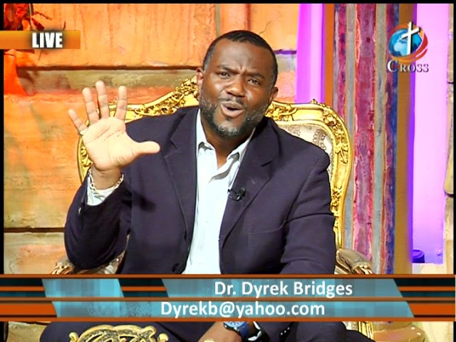 Deeper Dimension Broadcast  Pastor Dyrek Bridges 07-24-2018