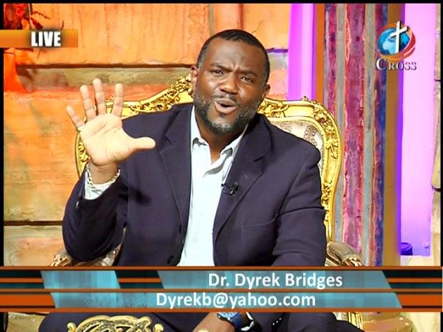 Deeper Dimension Broadcast  Pastor Dyrek Bridges 07-24-2018