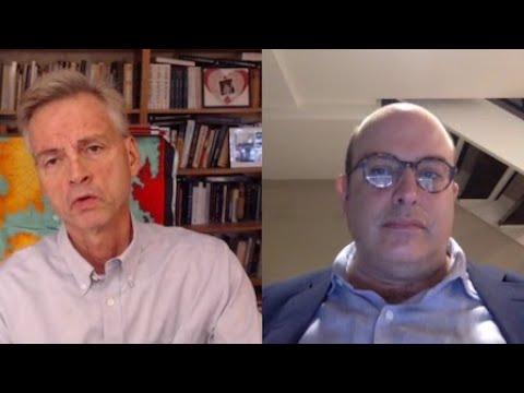 Debating Iran and the US   Robert Wright & Eli Lake [The Wright Show]