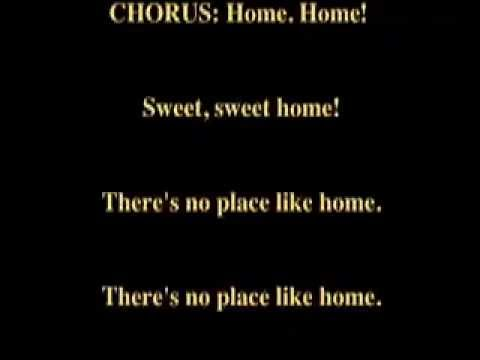 Home, Sweet Home   Music & Lyrics