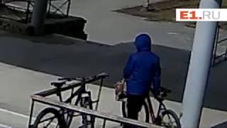 На Сортировке вор похитил велосипед у школьницы