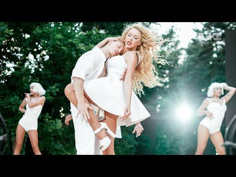 Оля Полякова — Белый танец. Светская жизнь. 15 лет
