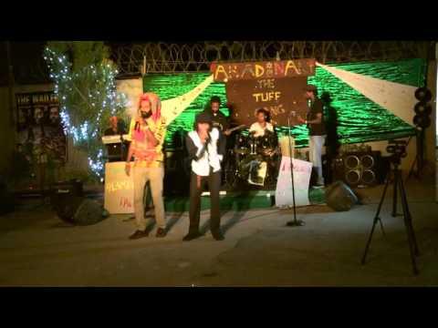 eXile Di Brave  & Yard Drive Band at Sing Ting (full)